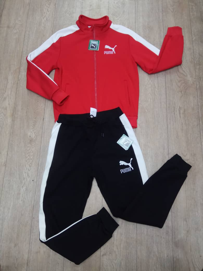 puma - Утеплённый спортивный костюм Puma