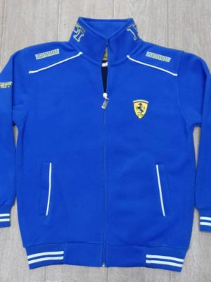 ferrariblue 300x400 - Спортивный костюм Ferrari