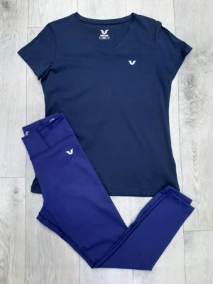 WhatsApp Image 2020 03 04 at 07.45.58 300x400 - Лосины и Футболка Under Armour